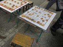 中国将棋の空き席