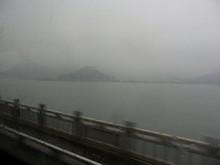 防城港を行く