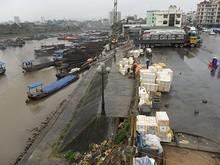 国境貿易の港