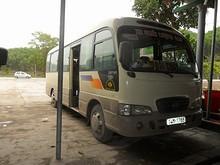 バイチャイ行きバス