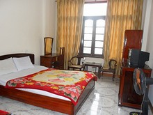 フォンビーホテルの客室