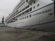 <A href=http://en.wikipedia.org/wiki/Azamara_Quest>アザマラクエスト</A>号