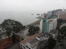 橋から見たバイチャイ市街