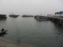 ツーリストボート乗り場