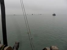 南下してダウゴ(DAU GO)島へ