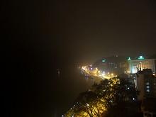 バイチャイ橋から見たホテル通り