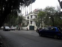 ラオス大使館
