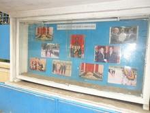 カンボジア大使館の案内板