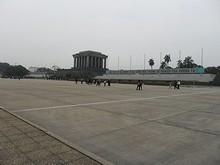 ホーチミン廟広場