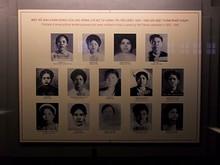 フランス統治下に投獄されていた女子政治犯
