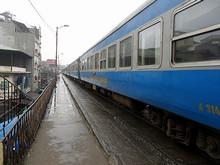 ハイフォン行きLP3列車
