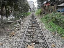鉄道を発見