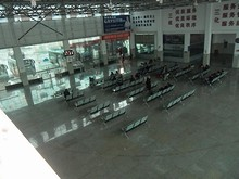 バスターミナル待合室