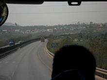 G323国道を行く