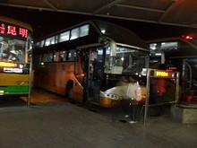 景洪(シーサンバンナ)行き寝台バス