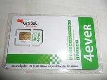 ユニテルのSIMカード