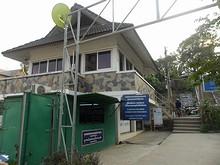 タイ側税関検査場