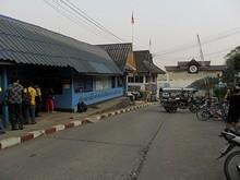 タイ側国境ゲート