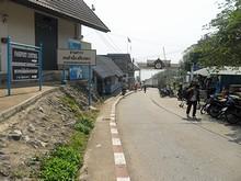 タイ国境ゲート