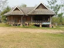 ボート乗り場の小屋