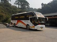 昆明→ビエンチャン国際バス