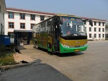 景洪行き直通バス