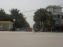 景洪港入口
