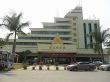 景洪港ターミナル