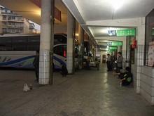 景洪バスターミナル、バス乗り場