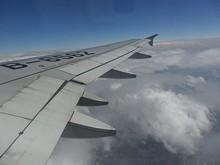離陸!雲の上へ