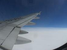 成層圏を飛ぶ