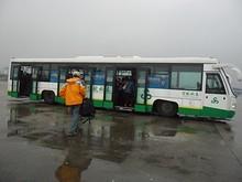 そしてバスも春秋