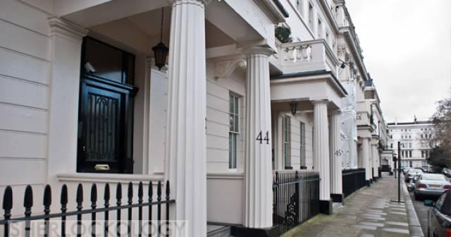 Irene Adlers Residence