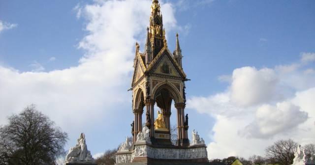 Albert Memorial – Kensington Gardens