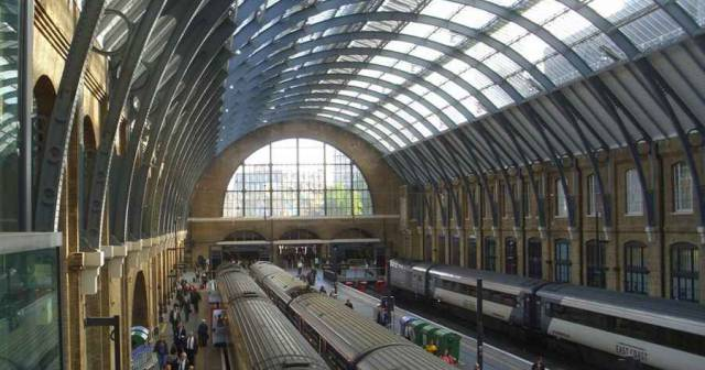 King's Cross Concourse
