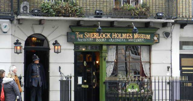 London Baker Street -The Game is Afoot on the Sherlock Holmes Trail