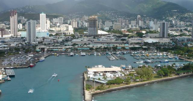 Panoramio - Photo of Kewalo Basin, Honolulu, Hawaii