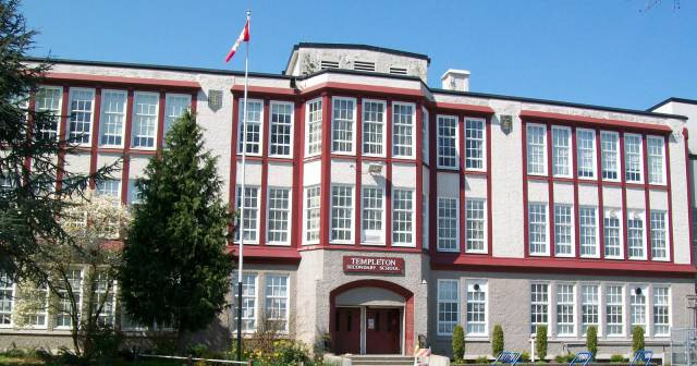 Templeton Secondary School (Vancouver, British Columbia)