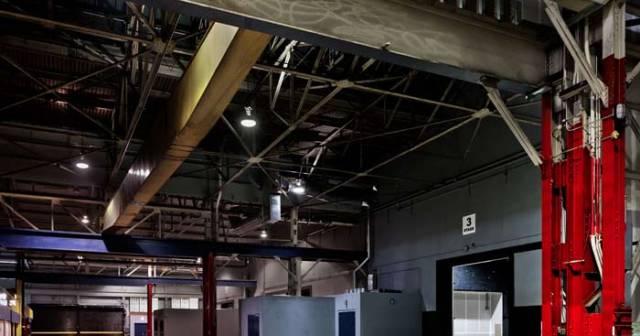 ... Toronto-based company Cinespace, Cinespace Chicago Film Studios houses