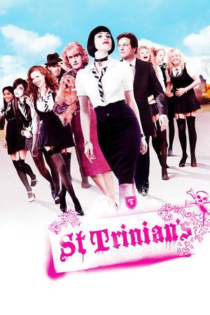聖トリニアンズ女学院 史上最強!?不良女子校生の華麗なる強奪作戦