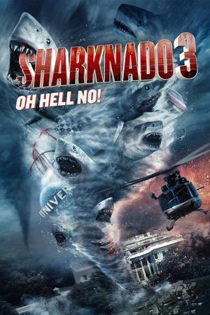 Sharknado 3: Oh Hell No!(原題)