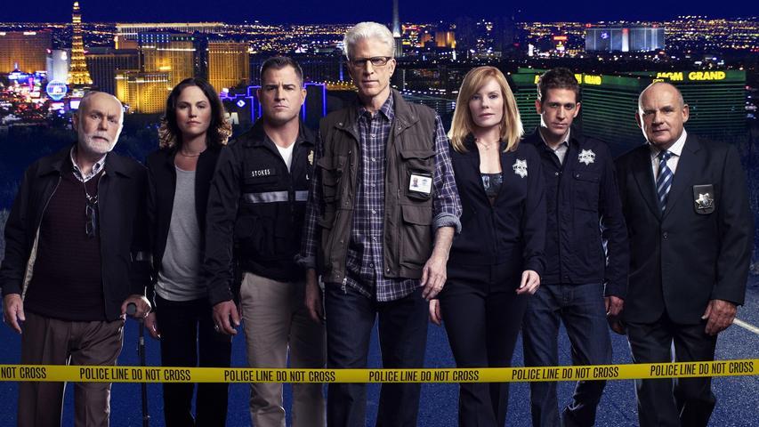 CSI:科学捜査班 シリーズ