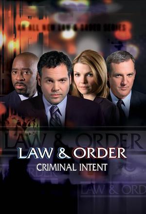 LAW & ORDER:クリミナル・インテント