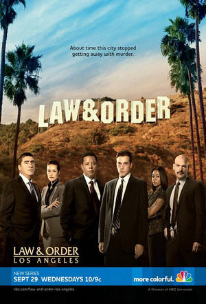 LAW & ORDER:LA